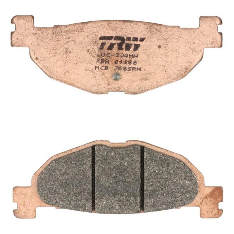 Plaquettes de frein TRW métal fritté MCB768SRM Yamaha XV 950 R Bolt 14-18