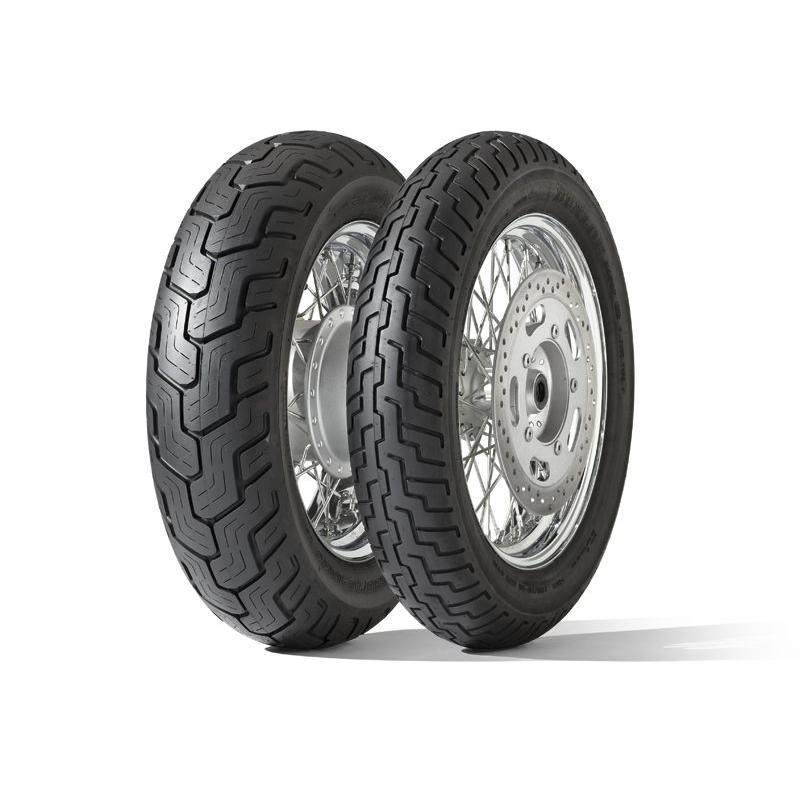 Pneu Dunlop D404f J 80/90-21 TL 48H