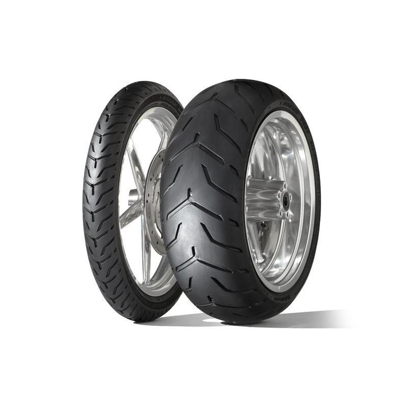 Pneu Dunlop D408 130/70-18 TL 63V