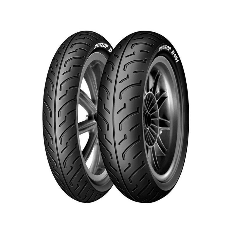 Pneu Dunlop D451 100/80-16 50P
