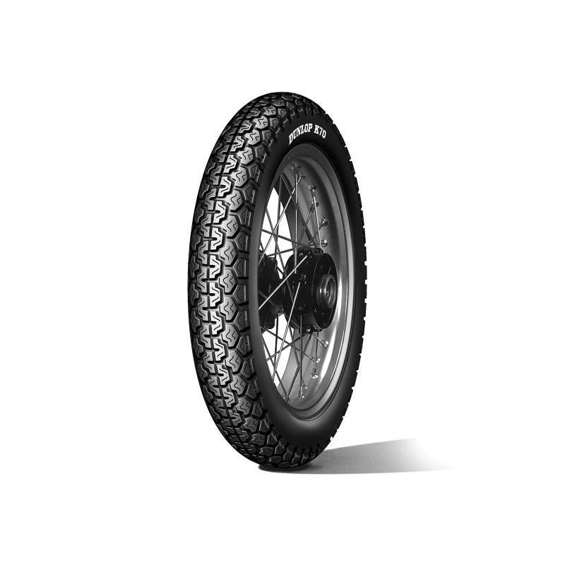 Pneu Dunlop K70 3.25/_-19 TT 54P