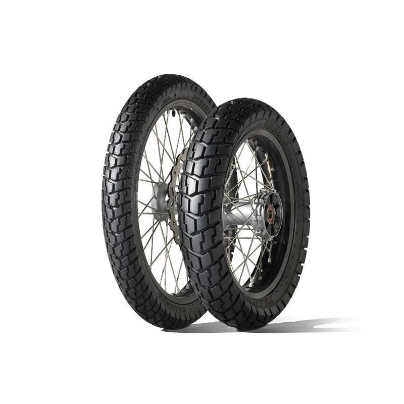 Pneu Dunlop Trailmax 130/80-17 TL 65T