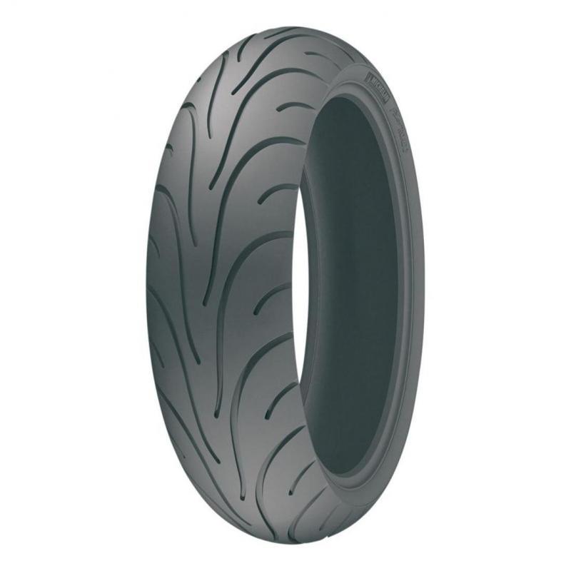 Pneu moto arrière Michelin Pilot Road 2 180/55 ZR 17 73W TL