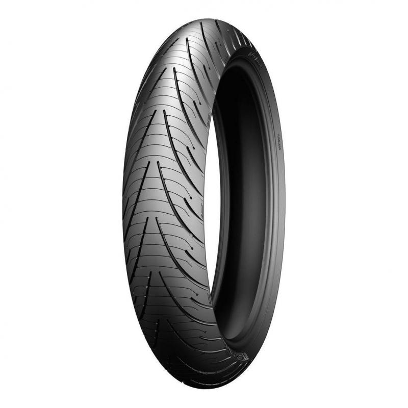 Pneu moto avant Michelin Pilot Road 3 110/80 ZR 18 58W TL