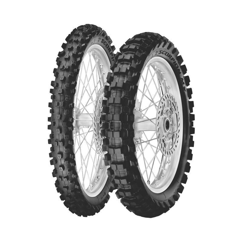 Pneu Pirelli Scorpion MX eXTra J Front 2.50/-10 33J