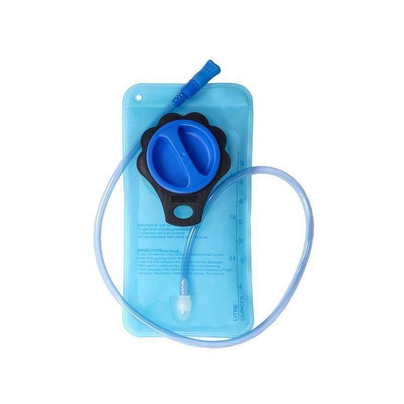 Poche à eau Bagster 1,5 Litre bleu