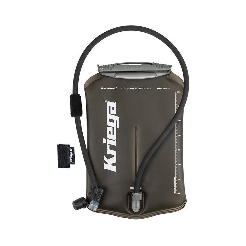 Poche à eau Hydrapak pour sac d'hydratation Kriega 3,75 litres