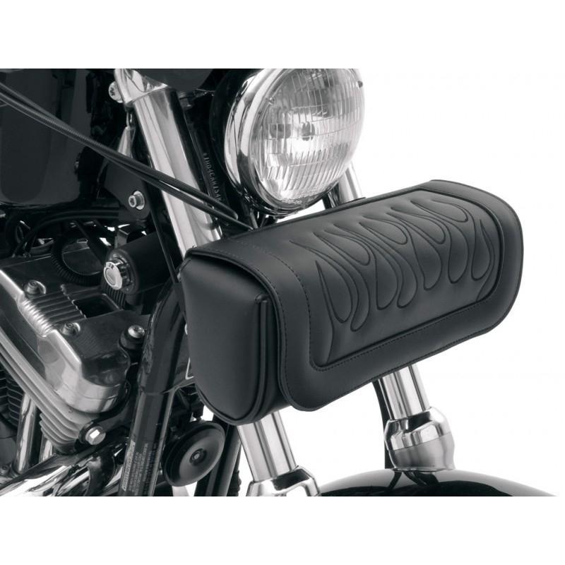 Pochette à outils Saddlemen Highwayman Tatoo Large noire