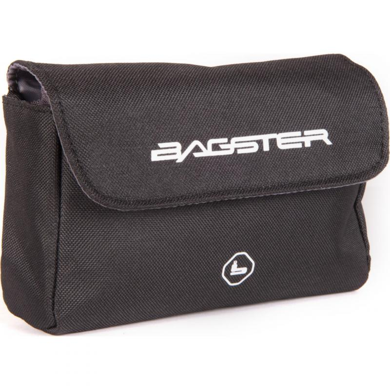 Pochette Bagster pour bloque disque noir