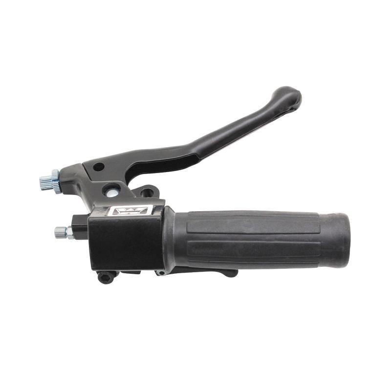 Poignée de gaz cyclo adaptable MBK 50 ancien modèle
