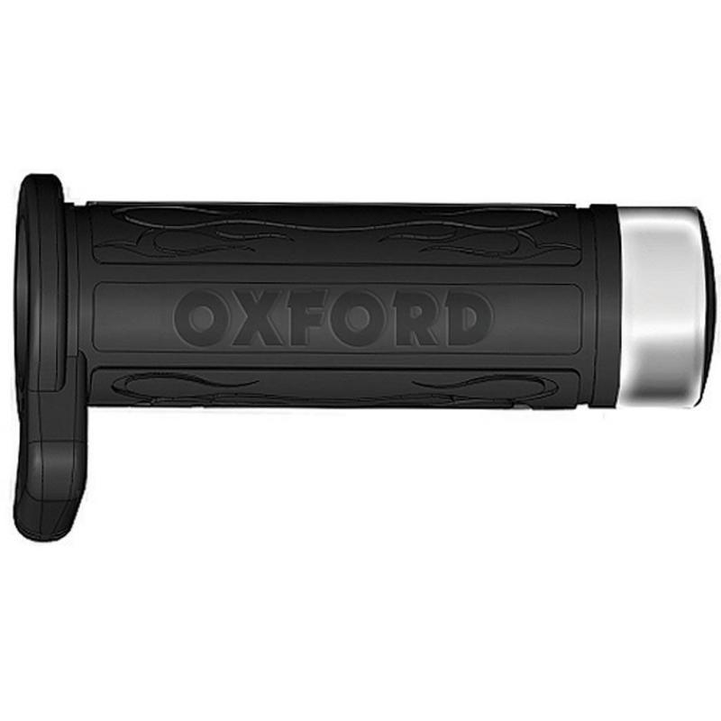 Poignées chauffantes Oxford Hot Grips Cruiser