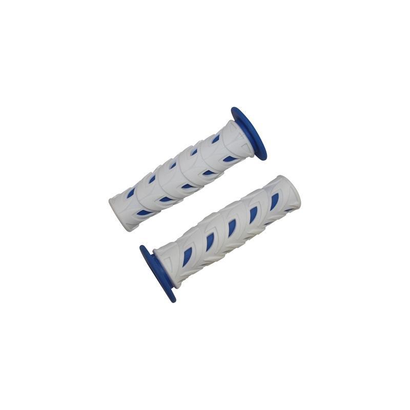 Poignées Replay griff bleu/blanc