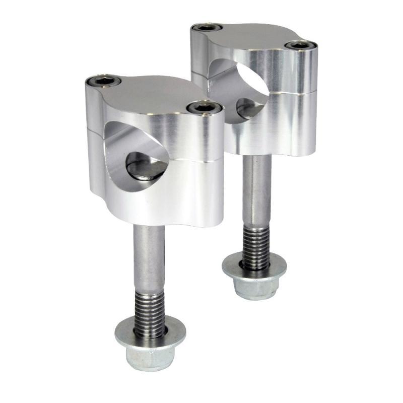 Pontets de guidon type CR/KX pour guidon Ø 22 mm