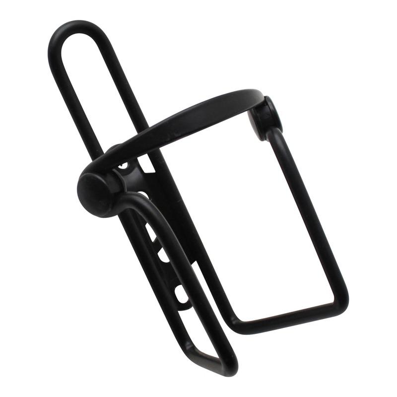 Porte-bidon Newton N1 alu noir