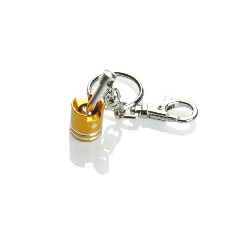 Porte-clé Booster Piston or
