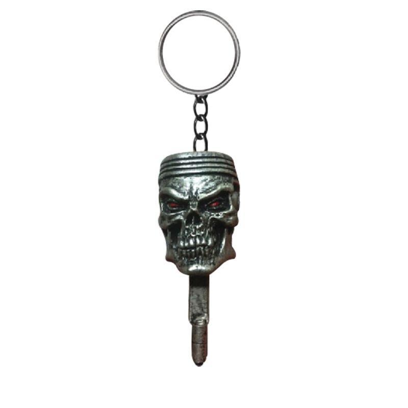Porte clés lethal threat piston zombie