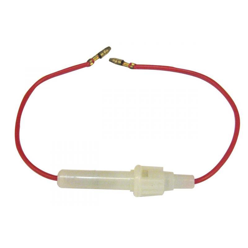 Porte fusible pour fusibles rond L.30mm