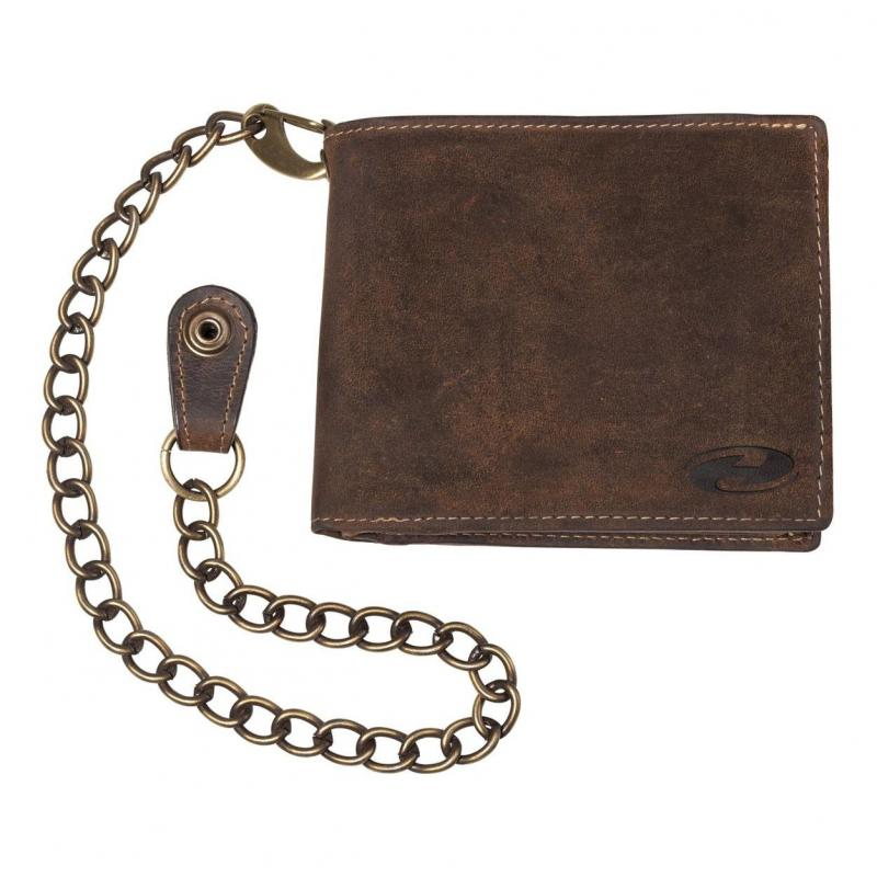 Portefeuille cuir Held marron