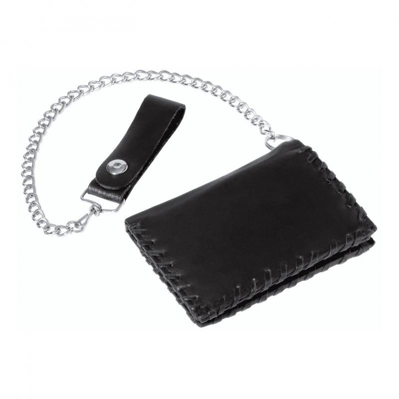 Portefeuille cuir Held noir