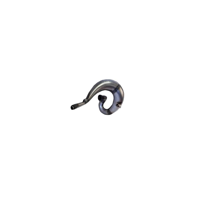 Pot d'échappement DEP acier Suzuki 250 RM 03-06