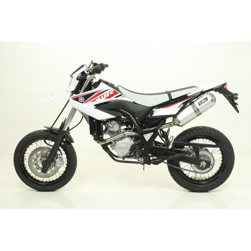 Pot Giannelli Ipersport alu Yamaha WR 125 R/X 09-10