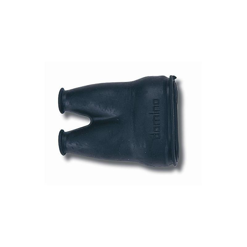 Protection de câble de poignée de gaz Bihr pour poignée de gaz Domino 4 temps Cross / Enduro