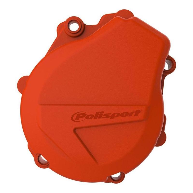 Protection de carter d'allumage Polisport KTM 450 EXC-F 17-18 orange