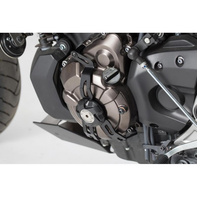 Protection de carter d'alternateur SW-MOTECH Yamaha MT-07 14- / MT-07 Tracer 16-