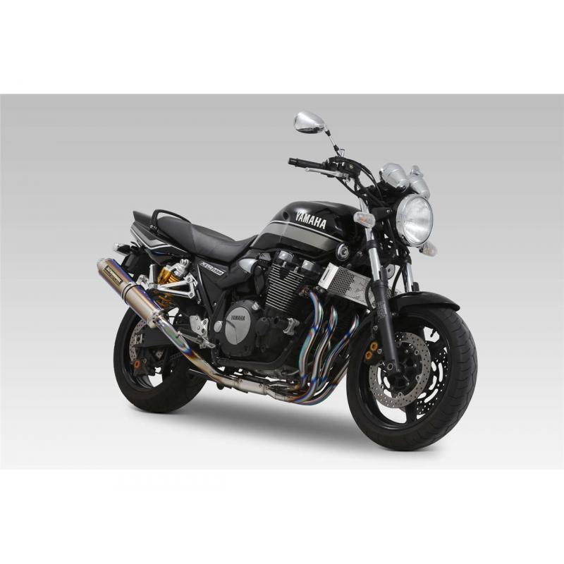 Protection de radiateur d'huile Yoshimura pour Yamaha XJR 1300 1999>
