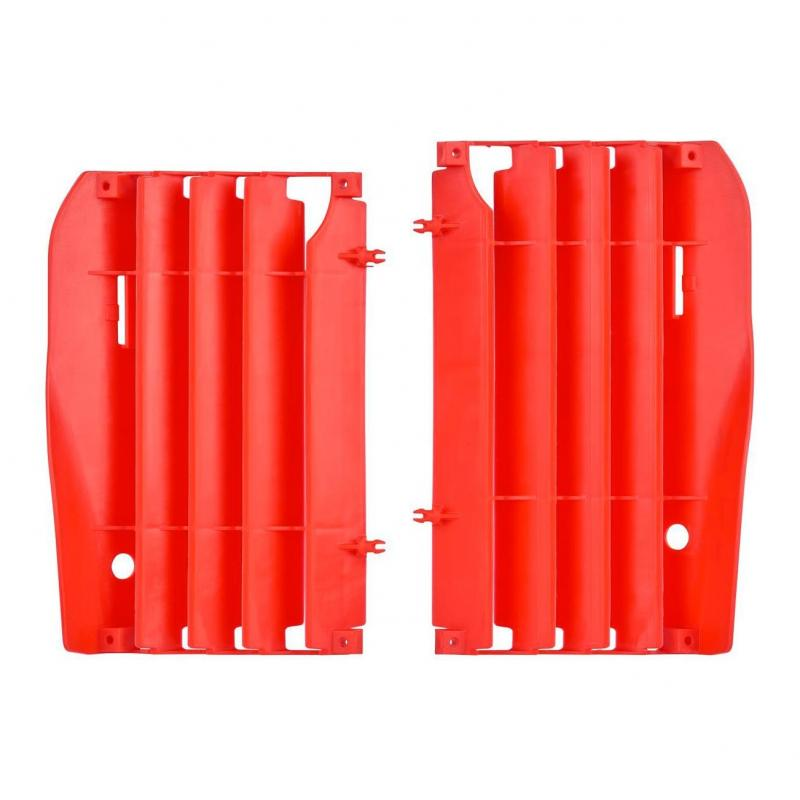 Protection de radiateur Polisport Honda CRF 250R 18-19 rouge