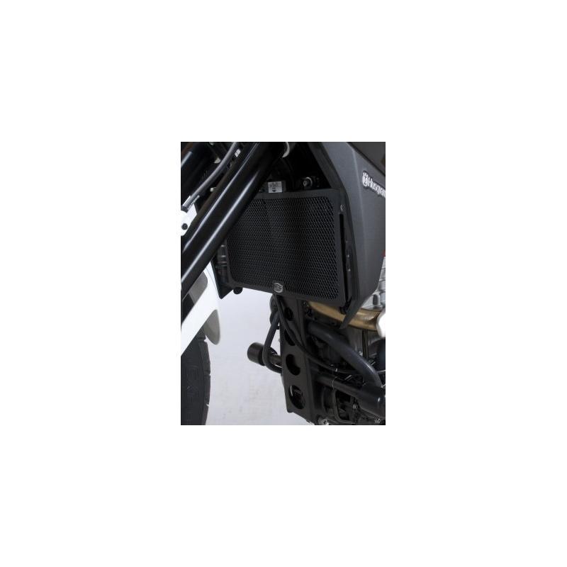 Protection de radiateur R&G Racing noire Husqvarna TR 650 Strada 12-13
