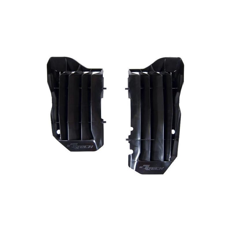 Protection de radiateur RTech Honda CRF 450R 17-20 noir