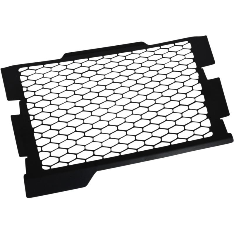Protection de radiateur Zieger noir Yamaha MT-07 tracer 16-19