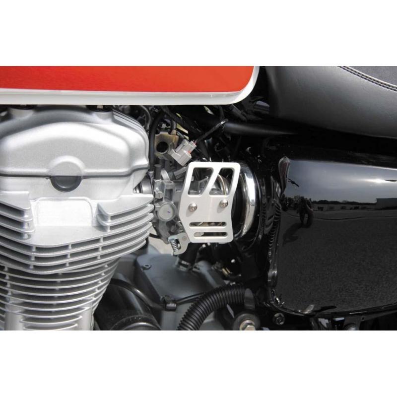 Protection de rampe d'injection LSL Kawasaki W800 11-16