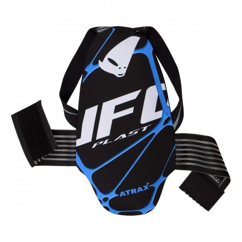 Protection dorsale enfant à bretelles Ufo Atrax noir/bleu