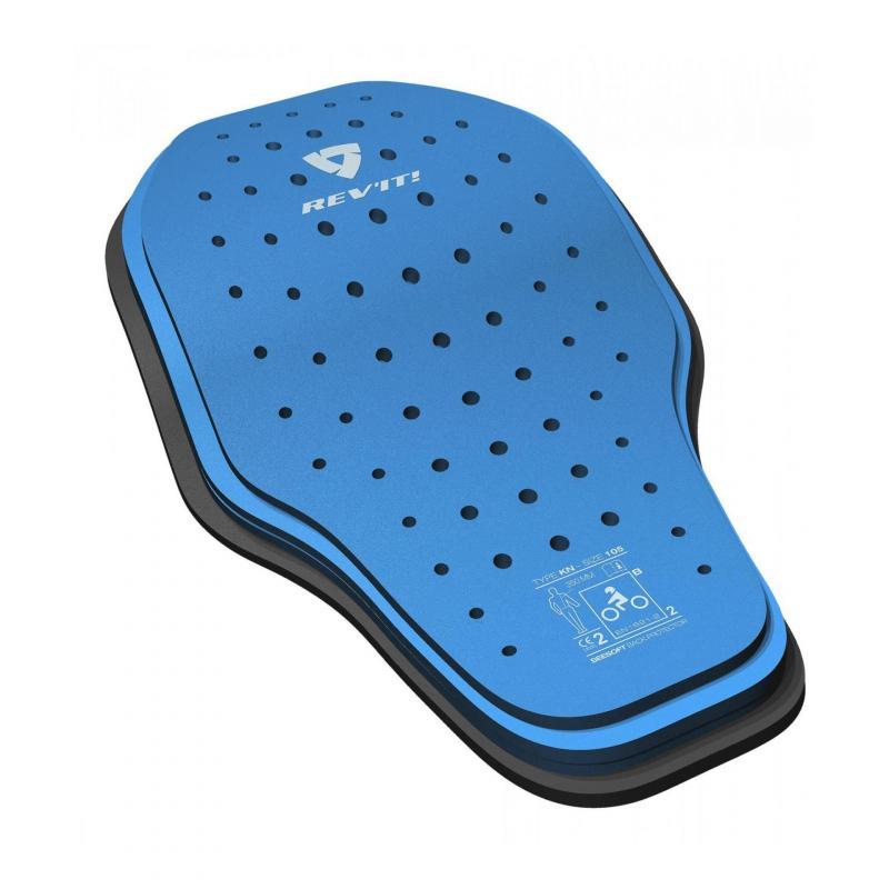 Protection dorsale Rev'it Seesoft KN bleu/noir