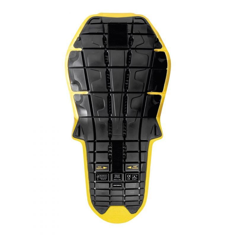 Protection dorsale Spidi BACK EVO INSIDE noir/jaune