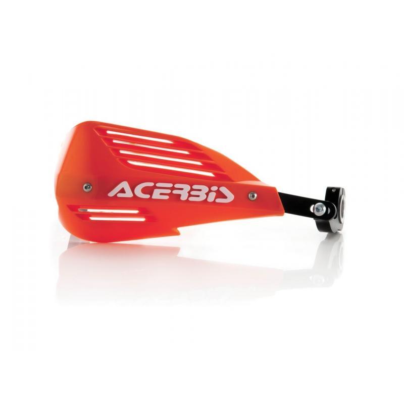 Protège-mains Acerbis Endurance orange KTM (paire)