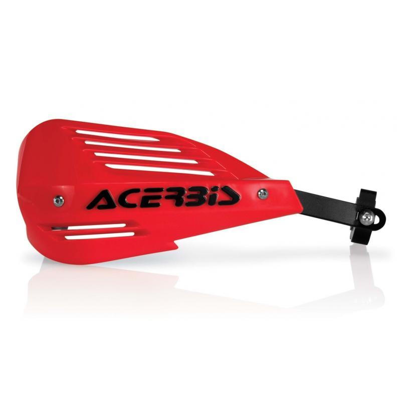 Protège-mains Acerbis Endurance rouge (paire)