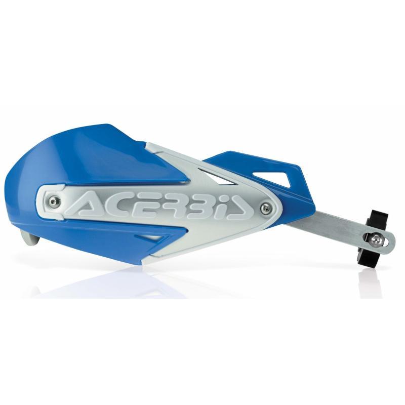 Protège-mains Acerbis Multiplo «E» bleu (paire)