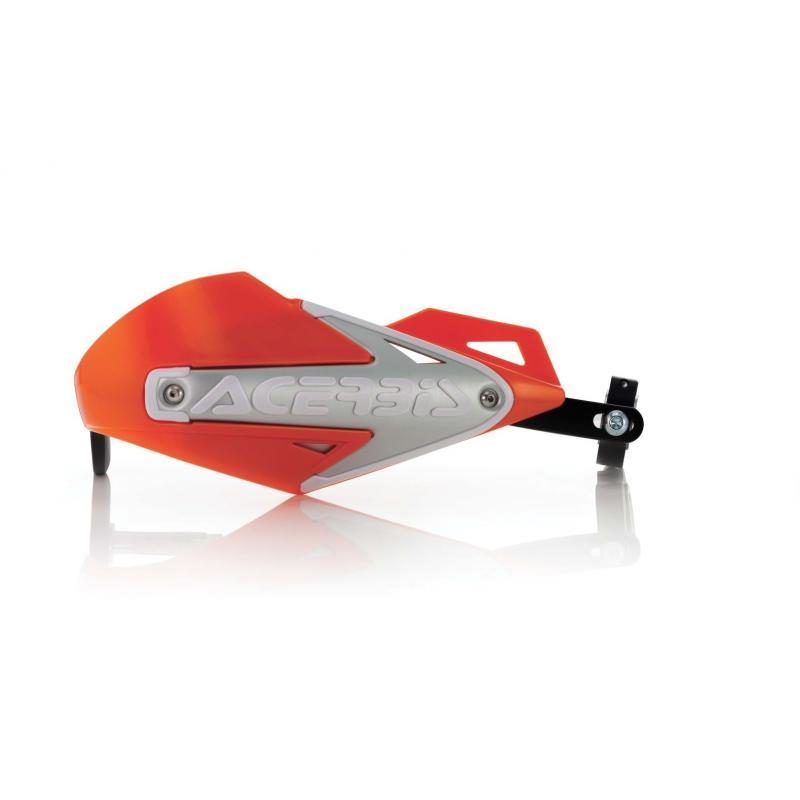 Protège-mains Acerbis Multiplo «E» KTM 2016 orange (paire)