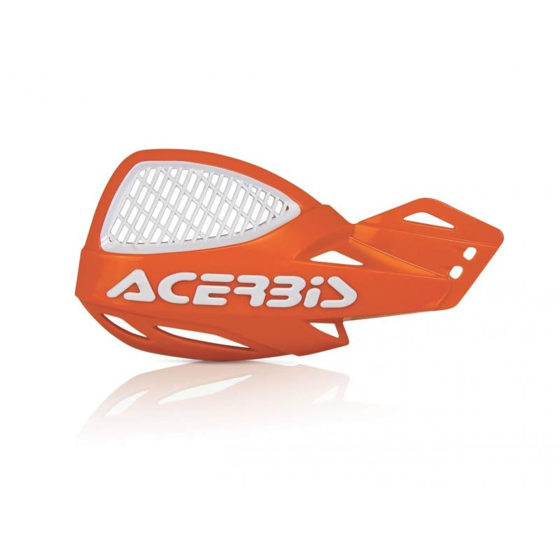 Protège-mains Acerbis MX Unico Vented orange (paire)
