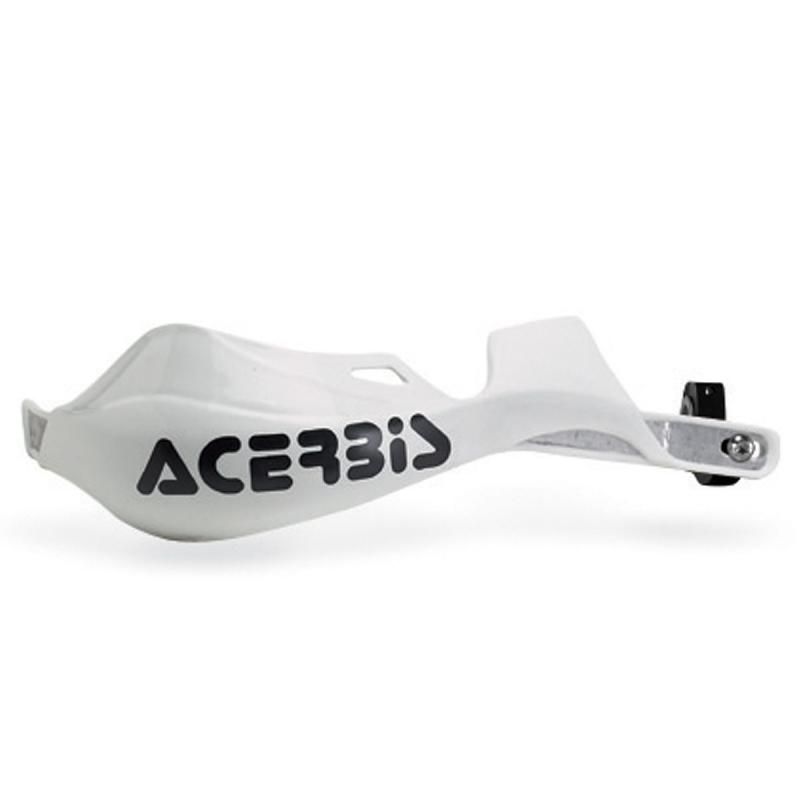 Protège-mains Acerbis RALLY PRO blanc (paire)