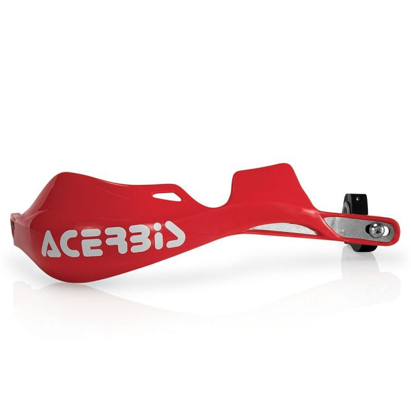 Protège-mains Acerbis RALLY PRO rouge (paire)
