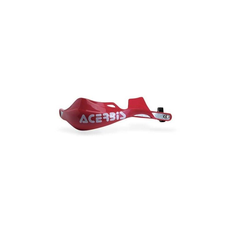 Protège-mains Acerbis Rally Pro rouge (rouge00) (paire)