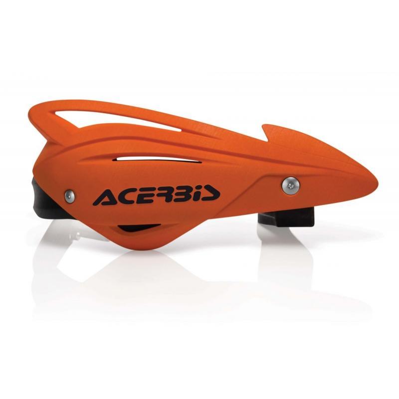 Protège-mains Acerbis TRI FIT orange (paire)