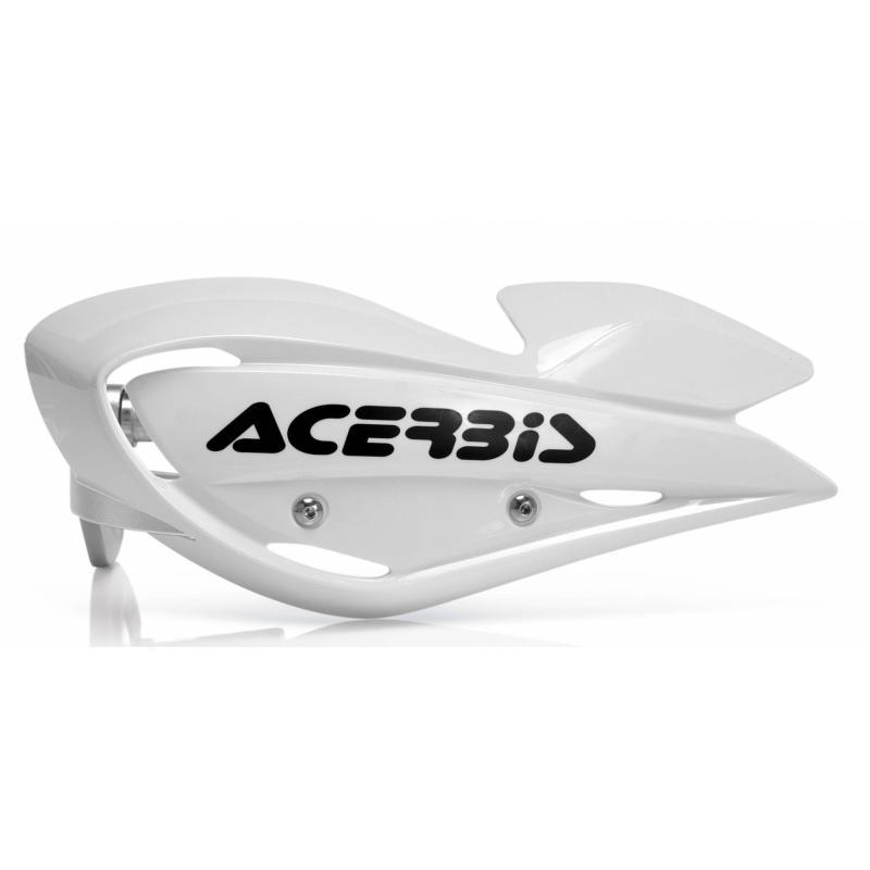 Protège-mains Acerbis Uniko ATV blanc (paire)