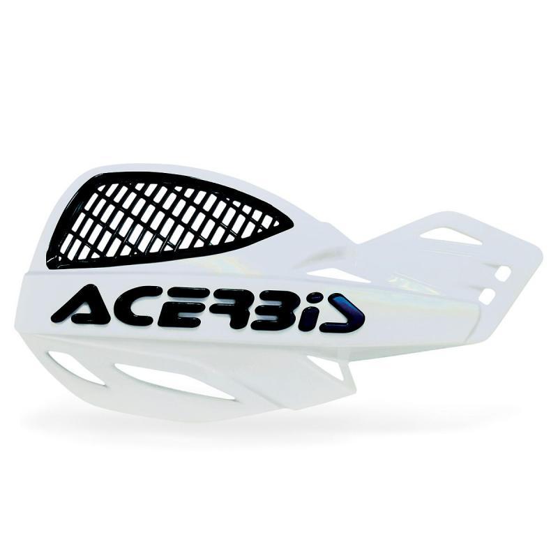 Protège-mains Acerbis UNIKO ventilé blanc (paire)