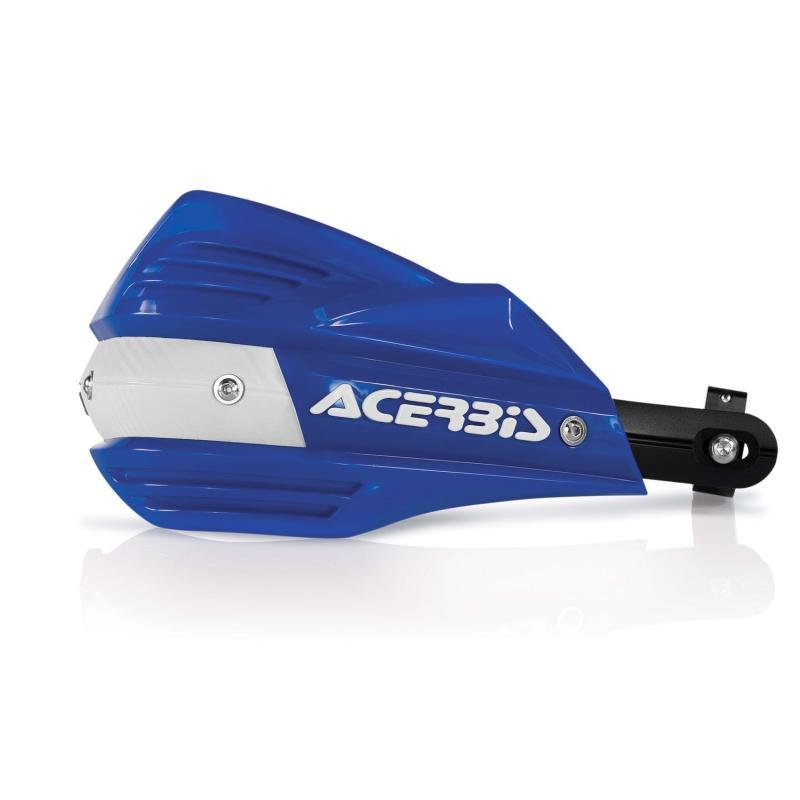 Protège-mains Acerbis X-FACTOR bleu (paire)