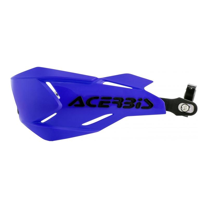 Protège-mains Acerbis X-Factory bleu/noir (paire)